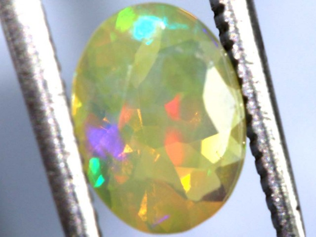 .5 CTS ETHIOPIAN WELO FACETED STONE FOB-949