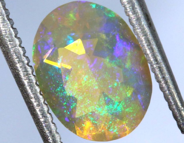 1 CTS ETHIOPIAN WELO FACETED STONE FOB-950