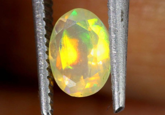 .4 CTS ETHIOPIAN WELO FACETED STONE FOB-954