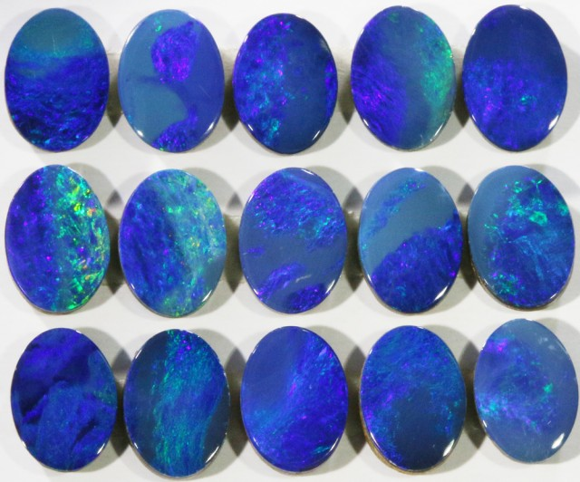 7.65 CTS  OPAL  DOUBLET PARCEL -CALIBRATED  [SO8075]