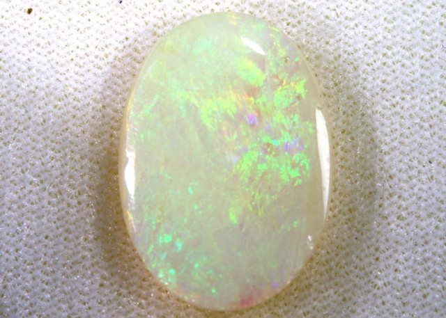 N-7  8 CTS SOLID OPAL STONE  TBO-5850
