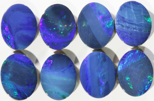 8.74 CTS  OPAL  DOUBLET PARCEL -CALIBRATED  [SO8125]