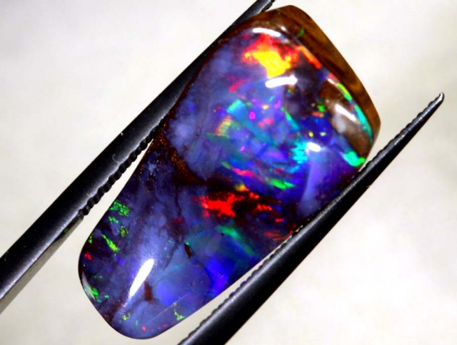 10.3 CTS QUALITY  BOULDER OPAL POLISHED STONE INV-483  GC