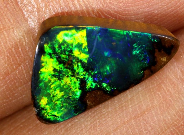 4.05 CTS QUALITY  BOULDER OPAL POLISHED STONE INV-496  GC