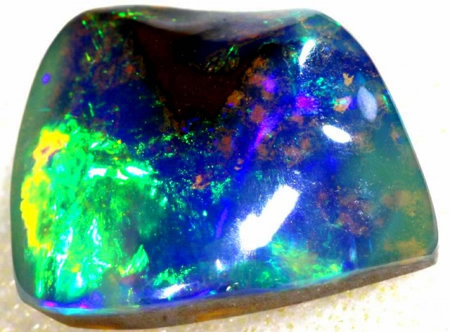 8.8 CTS QUALITY  BOULDER OPAL POLISHED STONE INV-497  GC
