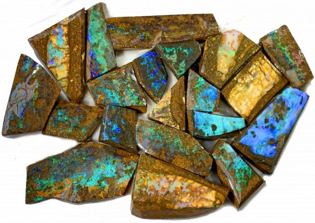 565 CTS ROUGH BOULDER OPAL DEAL [BMA4216]