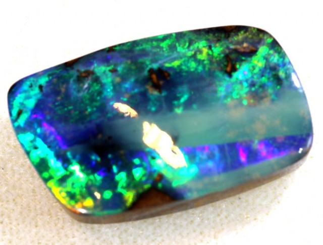20.15CTS QUALITY  BOULDER OPAL POLISHED STONE INV-508 GC
