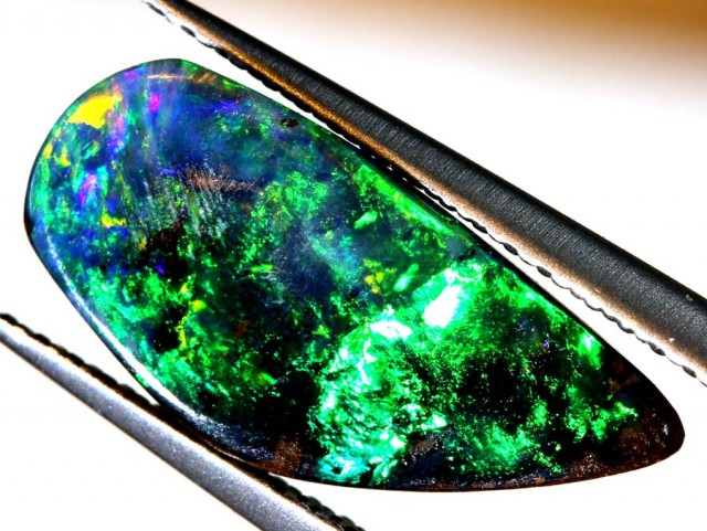 2.65 CTS QUALITY  BOULDER OPAL POLISHED STONE INV-514  GC