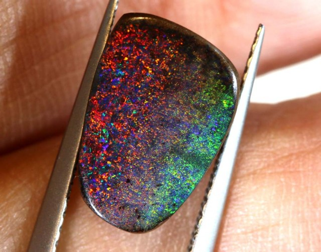 3.10CTS QUALITY  BOULDER OPAL POLISHED STONE INV-515  GC