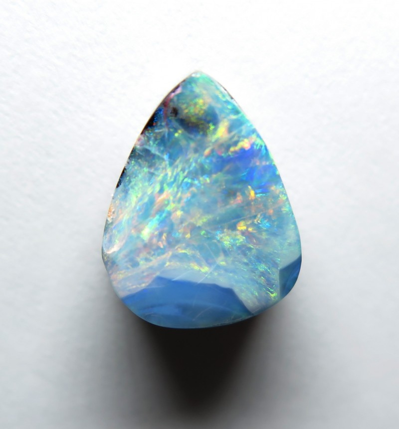 4.76ct Queensland Boulder Opal Loose Stone