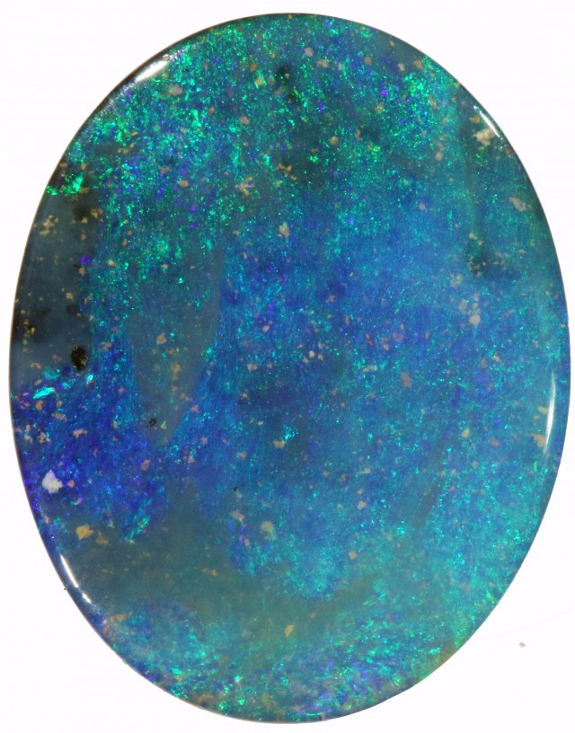 5.12 CTS WELL POLISHED BOULDER OPAL SAFE [BMA4229]