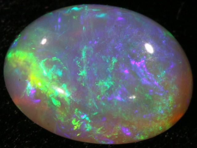 1.98 CTS CRYSTAL OPAL FROM LIGHTNING RIDGE [SC13]