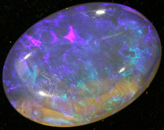 2.74 CTS CRYSTAL OPAL FROM LIGHTNING RIDGE [SC23]