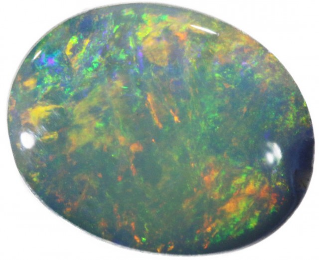 1.41 CTS BLACK  OPAL - LIGHTNING RIDGE- [SOB46]