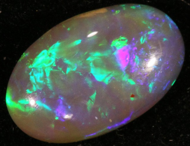 1.05 CTS CRYSTAL OPAL FROM LIGHTNING RIDGE [SC54]