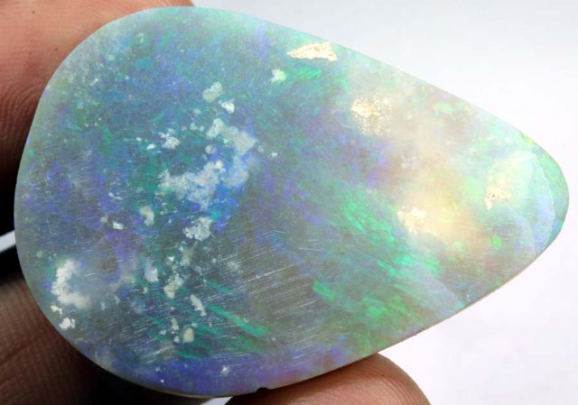 40 CTS  DARK OPAL RUB DT-7351