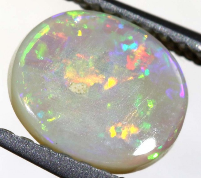 0.75 CTS   N-6   SOLID BLACK OPAL   TBO-5892