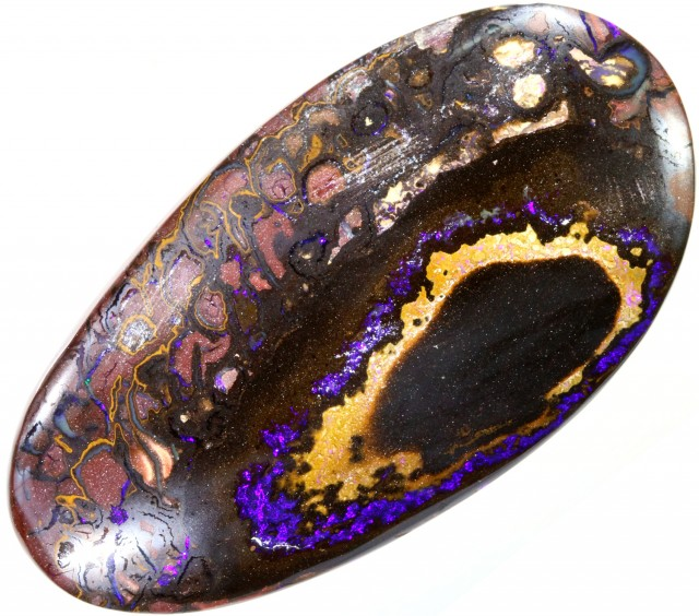 111.60 CTS YOWAH STONE -WELL POLISHED  [SO8221]