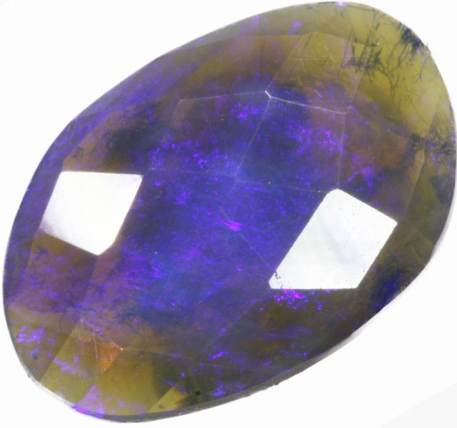 4.8 CTS FACETED BLACK OPAL [BF35]