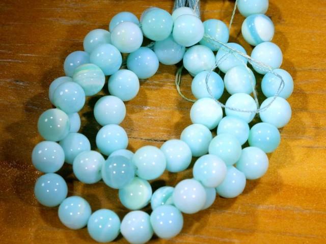 109 CTS PERUVIAN OPAL BEADS LO-4204