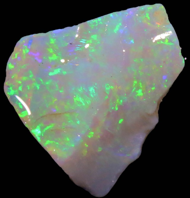 2.35 CTS WHITE ROUGH OPAL [CPR38]