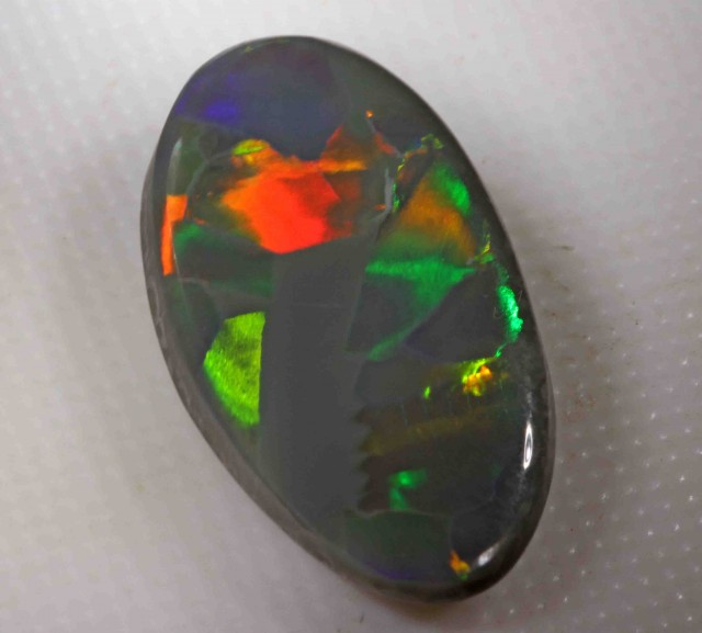 5.20 CTS  BLACK OPAL FROM LR -