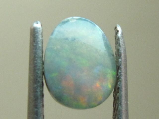 0.69 ct Honduran Black Opal