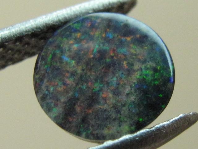 0.5 ct Honduran Black Opal