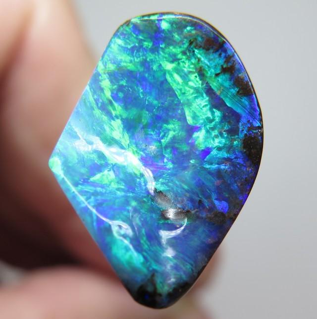 5.36ct Queensland Boulder Opal Loose Stone