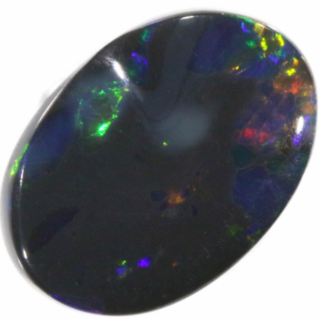 1.4 CTS BLACK OPAL STONE -WELL POLISHED [BO111]