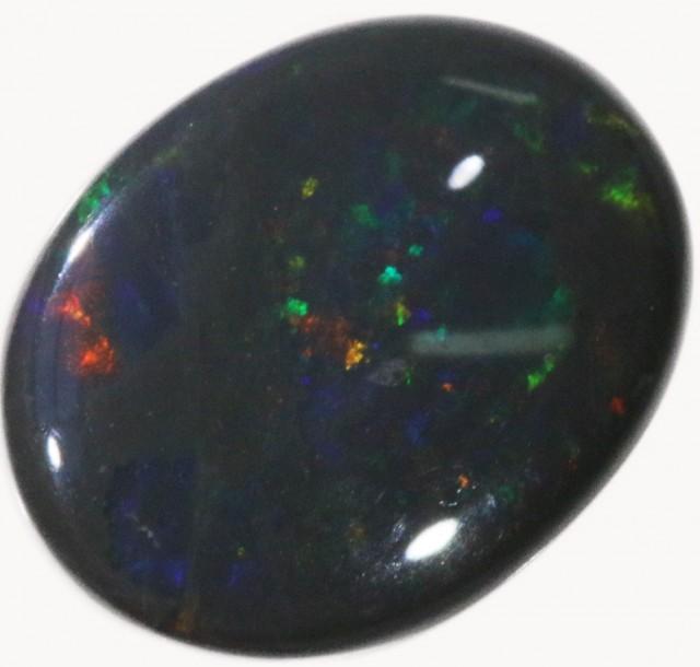 1.95 CTS BLACK OPAL - LIGHTNING RIDGE- [SOB137]