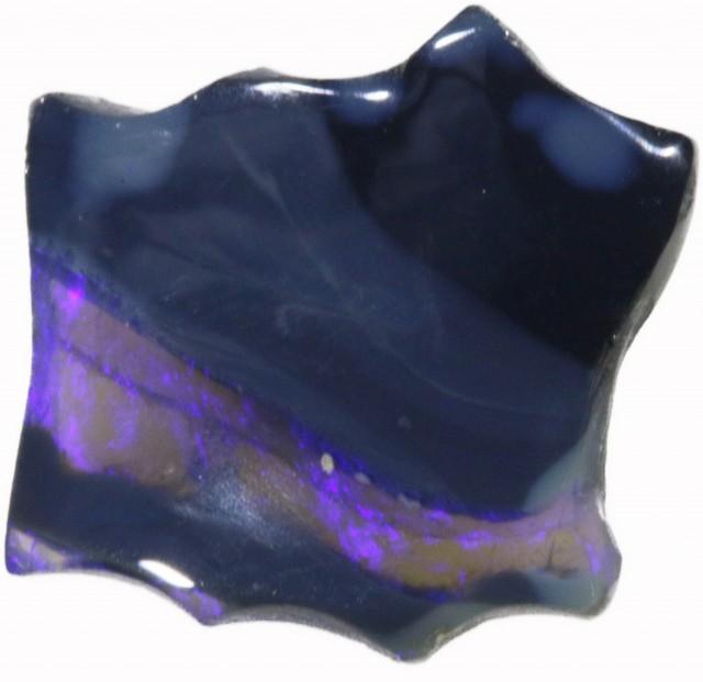 3.20 CTS BLACK OPAL SCULPTURE CARVING - LIGHTNING RIDGE- [SOB156]