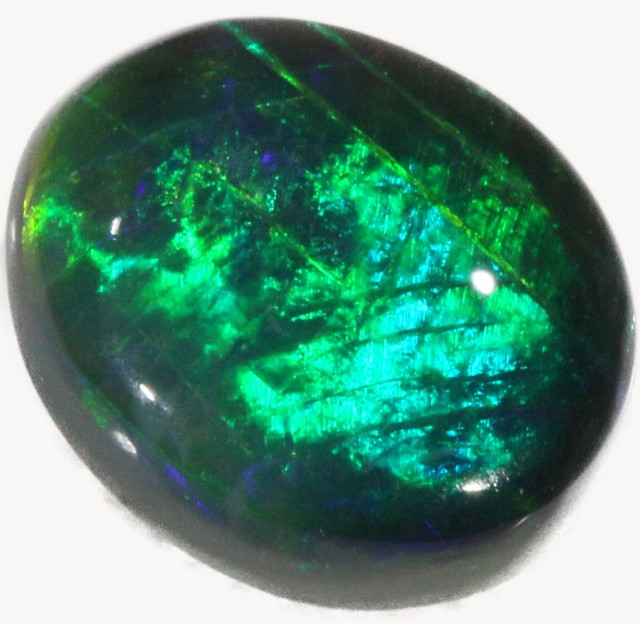 0.90 CTS BLACK OPAL - LIGHTNING RIDGE- [SOB168]
