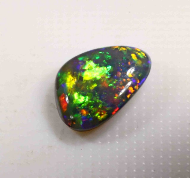 1.35 CTS  BLACK OPAL FROM LR -   667439