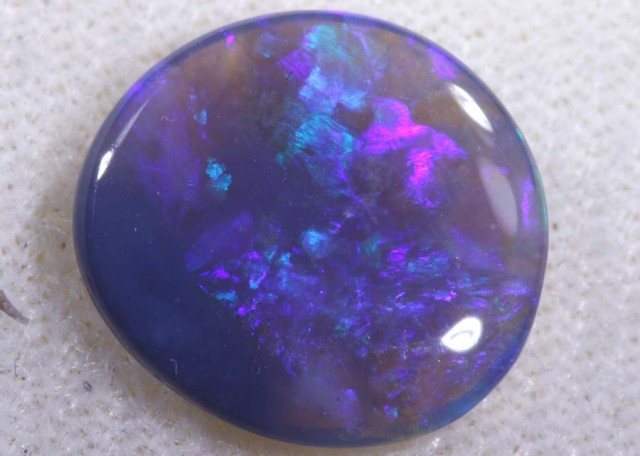 3.05 CTS   N-2   SOLID BLACK OPAL   TBO-6082