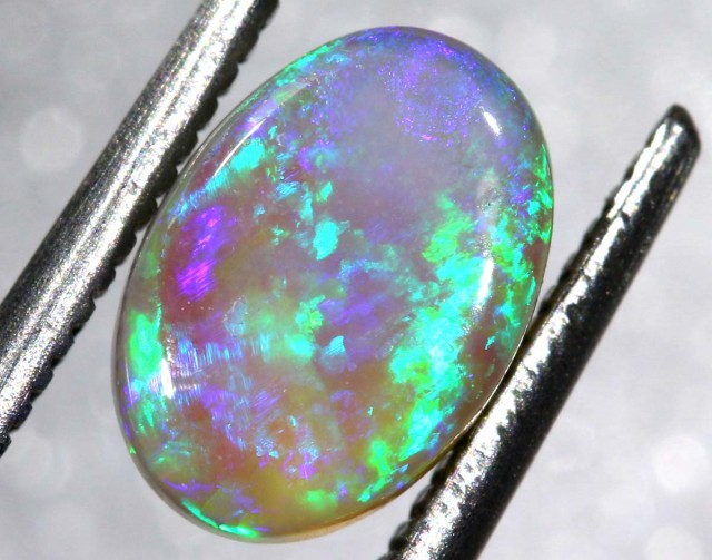 N-6  1.25CTS SOLID OPAL STONE  TBO-6196