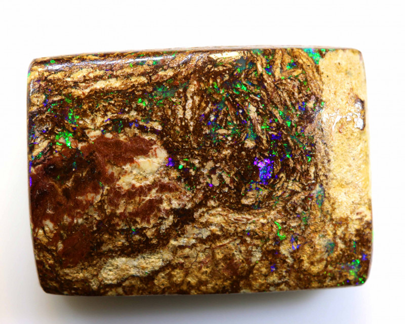 14.20CTS BOULDER WOOD FOSSIL OPAL STONES   NC-4753