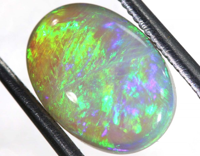 N-5  2.74CTS SOLID OPAL STONE  TBO-6257