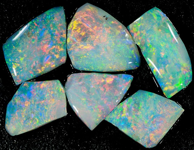 5.00 CTS OPAL INLAY PARCEL FROM LIGHTNING RIDGE[ BR5134]