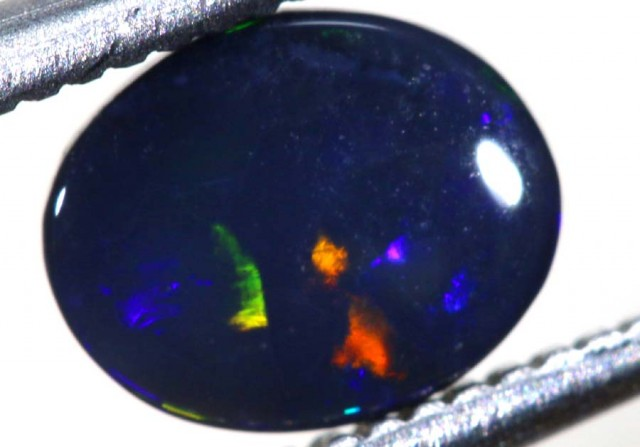 0.6 CTS   N-1   SOLID BLACK OPAL   TBO-6272