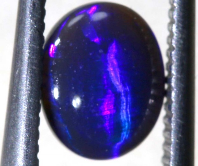 0.9 CTS   N-1   SOLID BLACK OPAL   TBO-6278