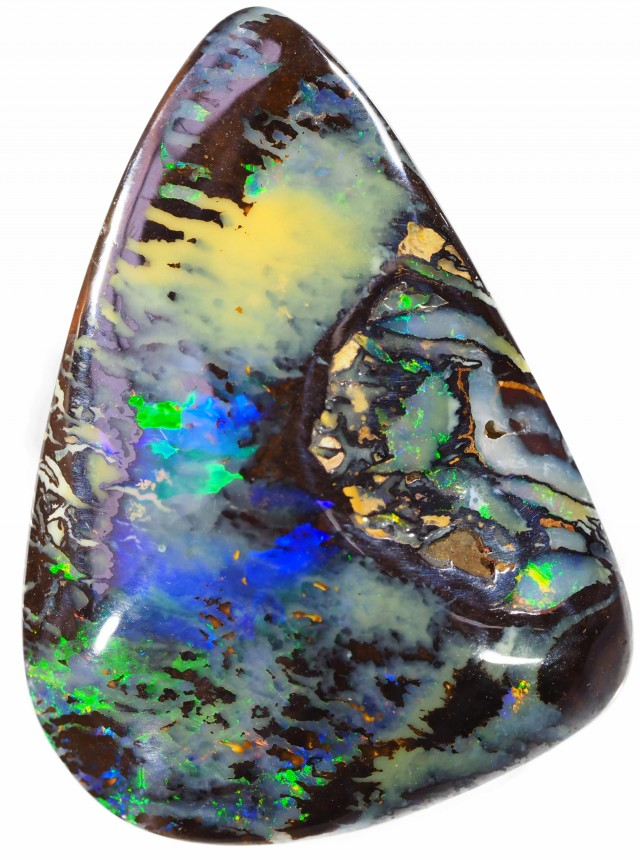 32.15 CTS STUNNING BOULDER OPAL FROM KOROIT [BMS38]
