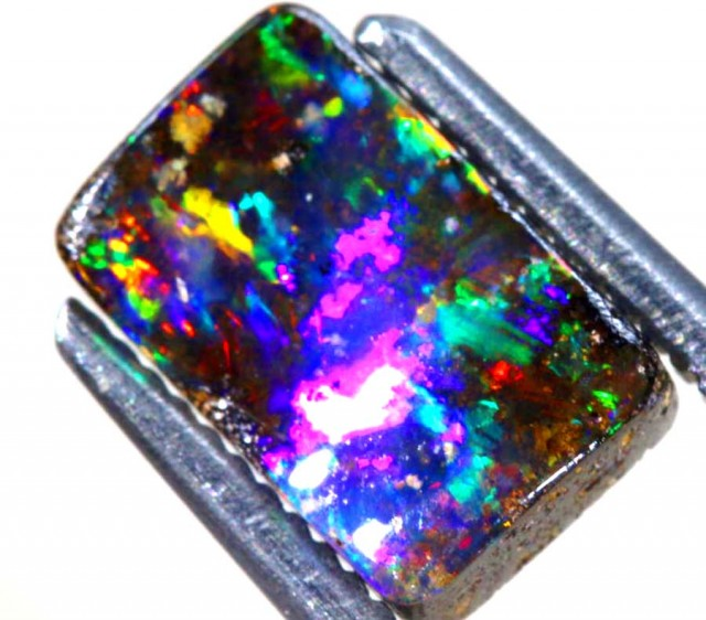 1.80CTS QUALITY  BOULDER OPAL POLISHED STONE INV-583