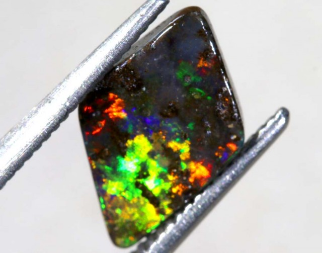 2CTS QUALITY  BOULDER OPAL POLISHED STONE INV-586