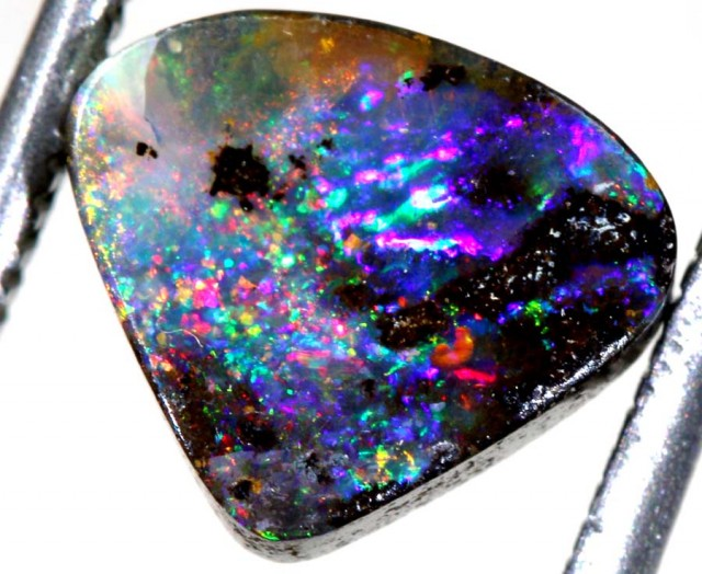 2CTS QUALITY  BOULDER OPAL POLISHED STONE INV-589