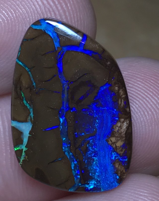 16.5ct Boulder Opal Stone AD186