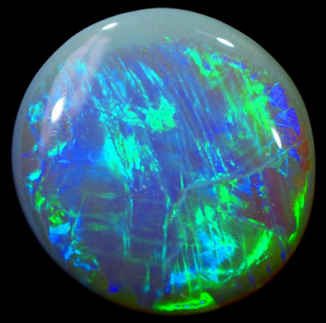 0.9 CTS CRYSTAL OPAL FROM LIGHTNING RIDGE [SC71]