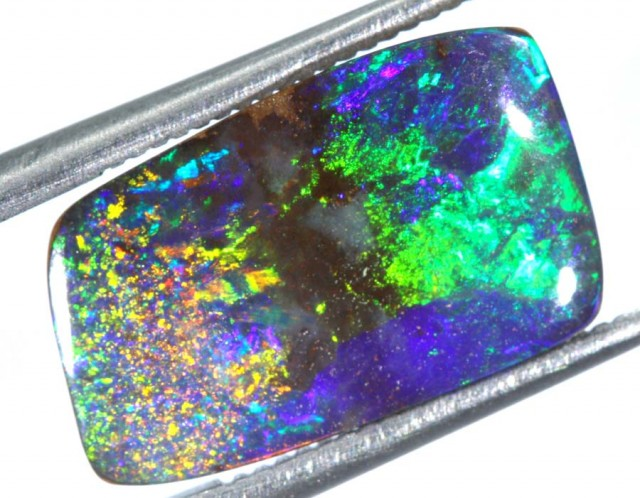 4.4CTS QUALITY  BOULDER OPAL POLISHED STONE INV-629  GC