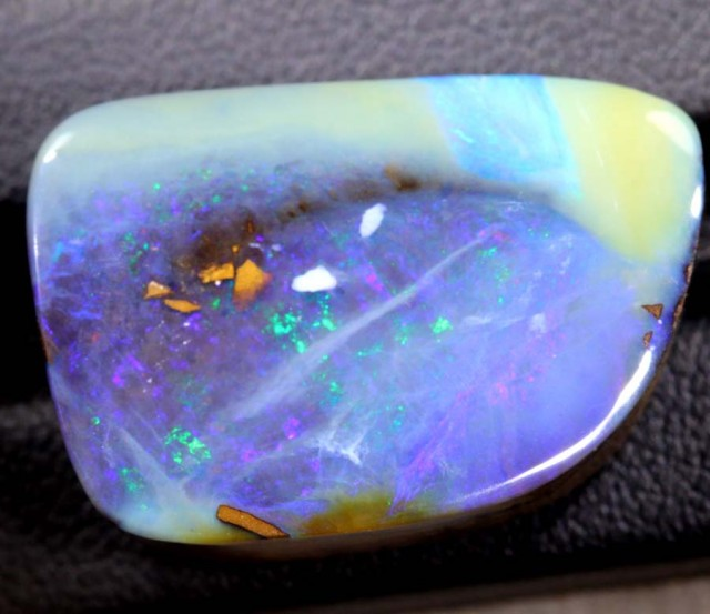 35.45CTS QUALITY  BOULDER OPAL POLISHED STONE INV-659