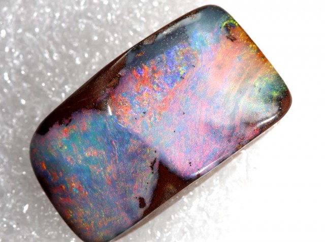 29.60CTS QUALITY  BOULDER OPAL POLISHED STONE INV-685 GC